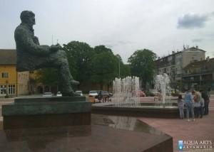 Apaptin Fontana Trg Nikole Tesle projekat za fontane oprema montaza