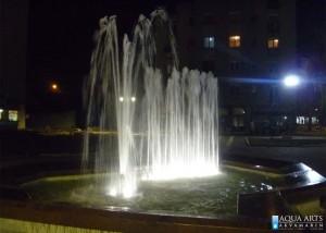 Apaptin Fontana na Trgu Nikole Tesle projekat oprema montaza