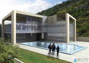 1.Idejni projekat Centra za obuku ronilaca u Podgorici