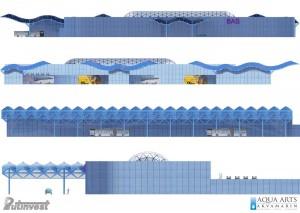 5.Izgledi objekata Autobuske stanice u okviru Konkursa