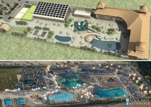 2.Projektovanje Turističkog kompleksa u Surduku - idejna prezentacija i izvedeno stanje prve faze