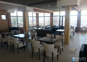 5.Izveden Restoran u Turističkom Kompleksu sa bazenima u Tutinu - enterijer