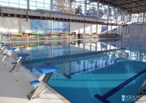 1.Isporuka i montaža opreme za olimpisjki bazen u Azerbejdžanu