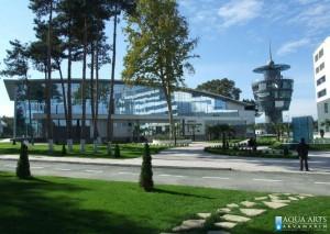 5.Izgled Sportskog centra sa olimpijskim bazenom u Azerbejdžanu