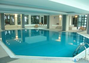 5.Zatvoreni bazen u Hotelu Villa Breg u Vršcu