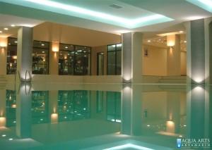 6.Zatvoreni bazen u Hotelu Villa Breg u Vršcu
