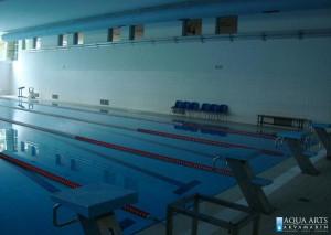 1.Zatvorenoi plivački bazen u Sportskom centru Košutnjak