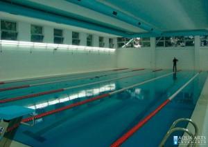 2.Projekat rekonstrukcije bazena i bazenske tehnike