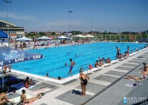 2.Montaža bazenske opreme za kompleks bazena u gradskom SRC-u u Loznici