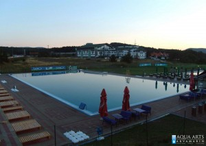1.Projektovanje i izvođenje bazenske tehnike Olimpijskog bazena u hotelu Olimp na Zlatiboru