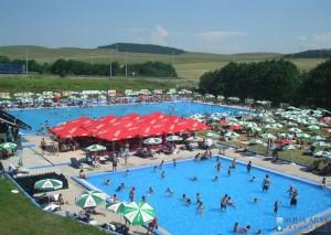 2.Kompleks bazena - olimpijski i dečjiji, u okviru hotela Olimp na Zlatiboru