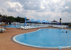 10.Dečiji i rekreativni bazeni u Orašcu