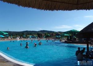 4.Rekreativni bazen sa vodenim atrakcijama u Orašcu