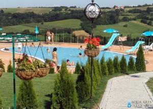 7.Dečiji bazen u Kompleksu u Orašcu