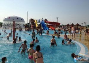 2.Projektovanje dečijeg bazena sa toboganima i vodenim atrakcijama u Staroj Pazovi
