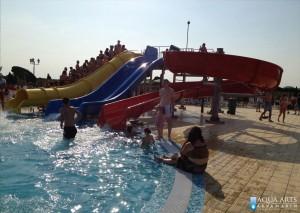 3.Projektovanje dečijih tobogana u zoni bazena za decu u Staroj Pazovi