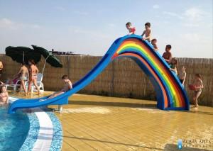 4.Projektovanje dečijih tobogana i detalja bazena za decu u Staroj Pazovi