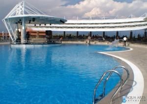 1.Projektovanje i izvođenje bazenske tehnike u Kompleksu u Plavnici