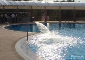 3.Hidromasažni tuš u rekreativnom bazen u Plavnici
