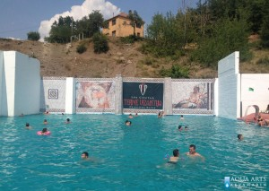 1.Rekreativni bazen sa izvorskom vodom, Pribojska Banja