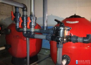 5.Filtersko postrojenje za bazene u Pribojskoj Banji