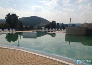 4.Rekreativni bazen u Tutinu dubine 1,40, 1,80 i 3,5m za skokove