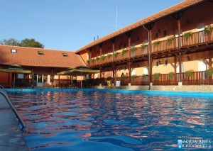 10.Otvoreni bazen u Hotelu Kondir u Banji Vrujci