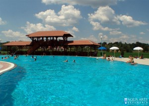 3.Rekreativni bazen sa kafeom u okviru SPA kompleksa, Prva Nova Banja Vrujci