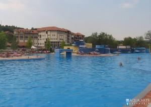 6.Veliki bazen od 1.000 m², od prve kompletne ideje do realizacije u Banji Vrujci