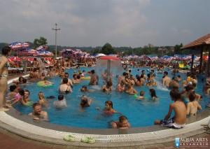 9.Bazen Elipsa sa banjskim kupačima kao prvi koncept Banje u Srbiji - održavanje zdravlja, a ne samo lečenje