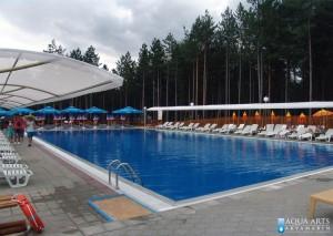 2.Plivački bazen 25x12,5m u Hotelu Zlatiborska noć
