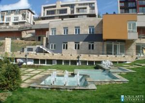 1.Projektovanje, isporuka i montaža fontane ispred preduzeća Jugoinspekt u Beogradu