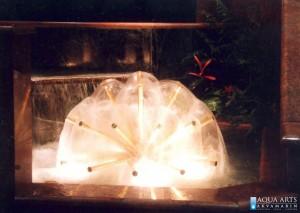 8.Fontana u poslovnoj zgradi Hemofarma u Vršcu, Isporuka i montaža opreme za fontane, 1995.