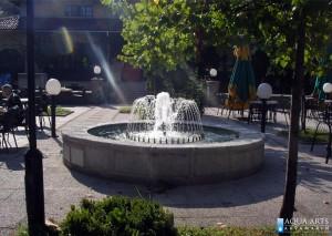 1.Isporuka i montaza opreme fontane u restoranu Golf u Beogradu, 1994