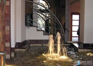 1.Isporuka i montaža opreme za fontanu  u holu banke Voban u Novom Sadu