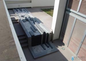 1.Projektovanje, Isporuka i montaža opreme za fontanu u privatnoj kuci u Zemunu