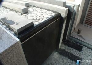 4.Preliv fontane u privatnoj kuci u Zemunu