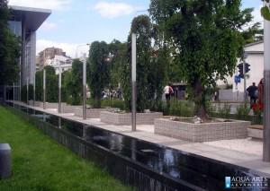 14.Fontana ispred Jugoslovenskog Dramskog Pozorišta, projektovanje, isporuka i montaža opreme