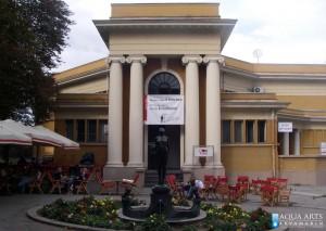 26.Fontana ispred Paviljona Cvijete Zuzorić, Kalemegdan, Beograd, izrada sistema fontane, isporuka i montaža opreme