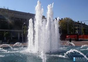 7.Fontana na Trgu Republike u Podgorici, Projekat