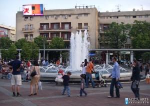 8.Fontana na Trgu Republike u Podgorici, Projekat