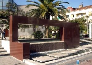 9.Fontana na Trgu Republike u Podgorici, Projekat