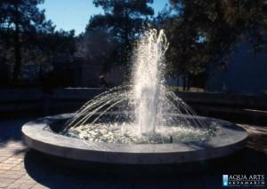 18.Fontana ispred Direkcije za javne prohode Podgorice, izrada fontane, isporuka i montaža opreme