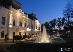 4.Fontana ispred Vladičanskog Dvora u Vršcu, otvaranje, Projekat, isporuka i montaža opreme