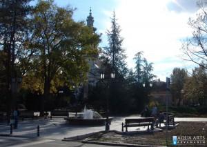 19.Fontana u parku u Vrbasu, Projekat, isporuka i montaža opreme