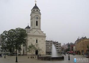 36-Smederevo-1-gradska-fontana-na-Trgu-okruzenje