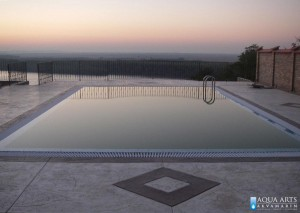 3.Otvoreni privatni bazen prelivnog tipa u Brestoviku