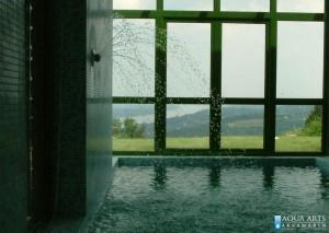 5.Fontanska mlaznica u zatvorenom bazenu u Grockoj