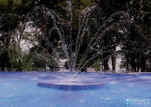 3.Fontana na ostvu u otvorenom bazenu u Smederevu