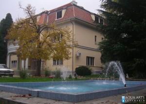 1.Isporuka i montaža opreme otvoreni bazen u dvorištu Državne rezidencije u Beogradu